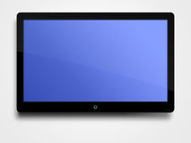 LCD flat screen Royalty Free Stock Image