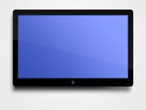 LCD het vlakke scherm Royalty-vrije Stock Afbeelding