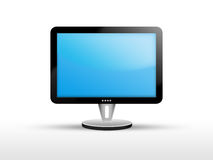 Lcd monitor Royalty Free Stock Images