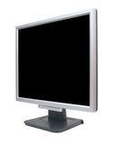 Lcd monitor Royalty Free Stock Photography