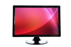 LCD monitor Royalty-vrije Stock Foto