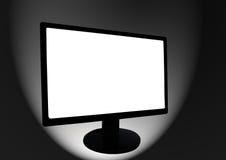 LCD ekran Zdjęcia Royalty Free