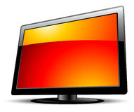 LCD panel Royalty Free Stock Photography