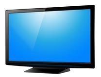 Lcd plasmaTV Royalty-vrije Stock Foto