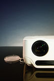 LCD projector Royalty Free Stock Photos
