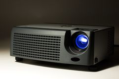 LCD projector Royalty-vrije Stock Afbeelding