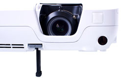 Lcd-Projektor Stockbild