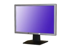 LCD screen Royalty Free Stock Images