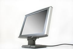 LCD screen Royalty Free Stock Photo