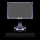 LCD Screen Royalty Free Stock Photo