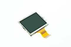 LCD screen for digital camera Stock Photography