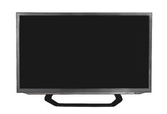 Lcd screen tv Royalty Free Stock Photography