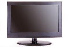 LCD T.V. Royalty Free Stock Photos