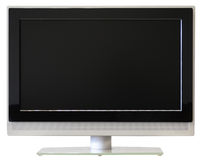 LCD television. Royalty Free Stock Photo