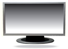 Lcd television Stock Image