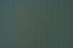 LCD texture - RGB dots Stock Photo