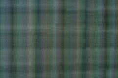 LCD textuur - RGB punten Stock Foto