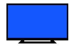 LCD TV Immagine Stock