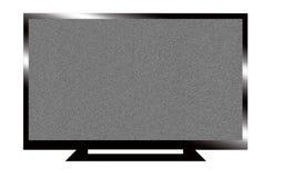 LCD TV Fotografia Stock Libera da Diritti
