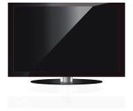 LCD TV set Stock Photo