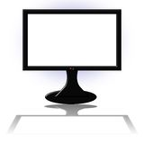 LCD TV Set Stock Image