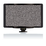 LCD tv static Royalty Free Stock Photography