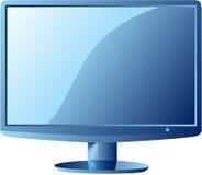 Lcd van de computer monitor Royalty-vrije Stock Fotografie