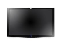 Lcd van het plasma TV Stock Foto
