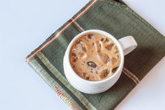 Lced-Kaffee Lizenzfreie Stockbilder