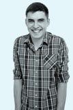 Lächelndes Kerlporträt Lizenzfreies Stockfoto