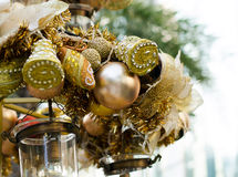 LChristmas decoration Royalty Free Stock Images