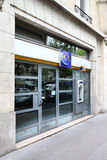 LCL Bank, Paris Royalty Free Stock Photos