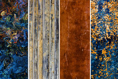 Ld brown abstract background texture Royalty Free Stock Images