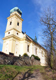 Ld churches, villages Nemojany, Czech Republic Royalty Free Stock Photo