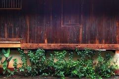 0ld houten muur Royalty-vrije Stock Fotografie