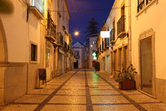 Old town of Tavira, Portugal Royalty Free Stock Photography