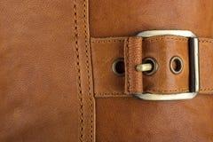 läder Fotografering för Bildbyråer