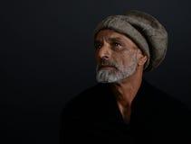 Líder de Afgan Fotos de archivo