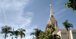 Lds Temple Royalty Free Stock Images