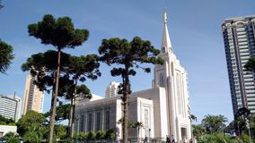 Lds Temple Royalty Free Stock Photos