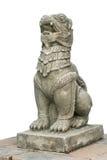Leão de pedra Foto de Stock Royalty Free