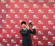 Leão dourado, 70th festival de cinema de vencimento de Veneza Fotografia de Stock Royalty Free
