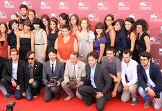 Leão dourado, 70th festival de cinema de vencimento de Veneza Imagens de Stock
