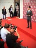 Leão dourado, 70th festival de cinema de vencimento de Veneza Fotos de Stock Royalty Free