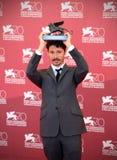 Leão dourado, 70th festival de cinema de vencimento de Veneza Fotos de Stock