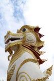 Leão em religion2 budista Imagens de Stock