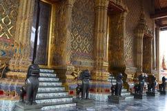 Leão tailandês Fotos de Stock
