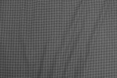 Leñador blanco y negro Plaid Seamless Pattern Imagen de archivo