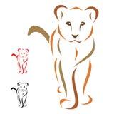 León libre illustration
