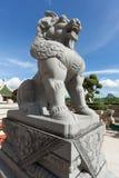 León chino Foto de archivo